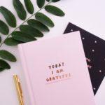 2つの日記と葉っぱ