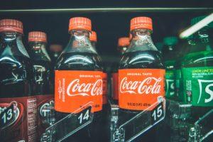 海外のコカコーラ