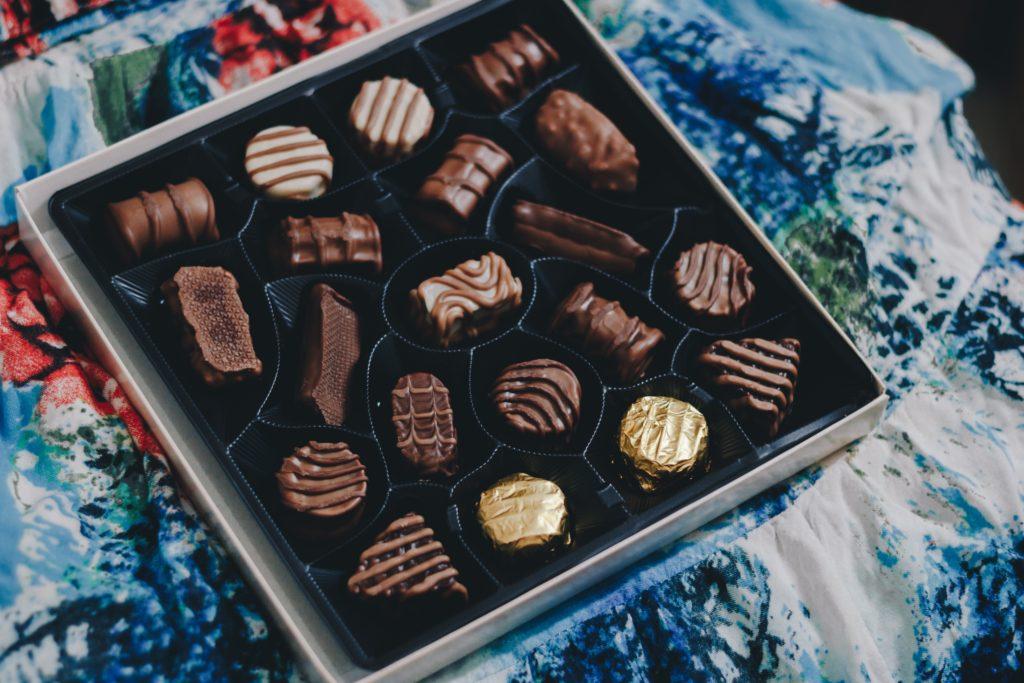 ボックスチョコレート