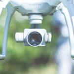 すごい構成のな近未来型監視カメラ