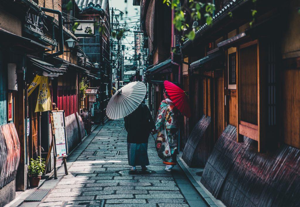 とてつもなく美しい京都の風景